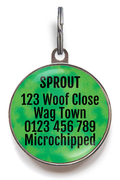 You Fetch It! Dog ID Tag