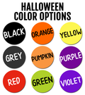 Cutie Pie Halloween Dog Tags