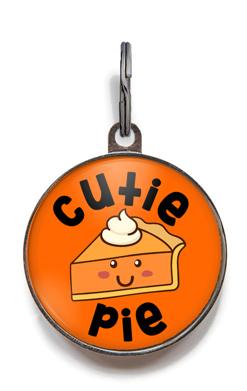 Halloween Dog Tags - Cutie Pie