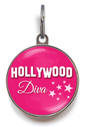 Hollywood Diva Pet Tag
