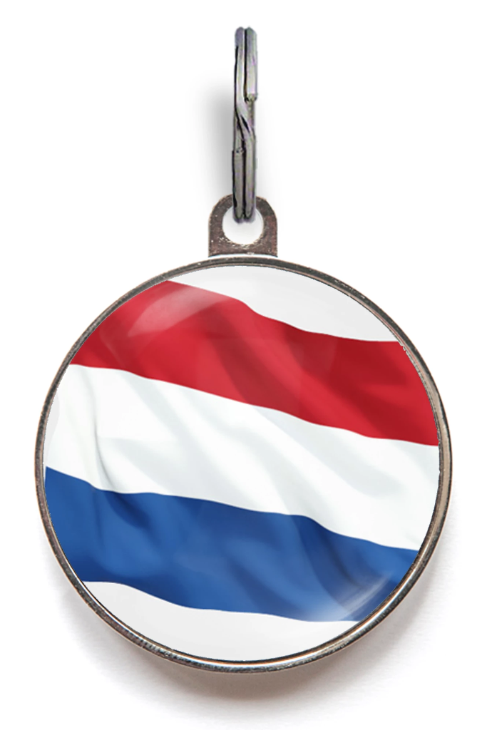 Netherlands Pet Tag