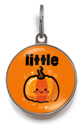 Little Pumpkin Dog Tags