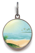 Seascape Pet Tag