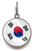 South Korea Pet Tag