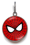 Spiderman Pet Tag