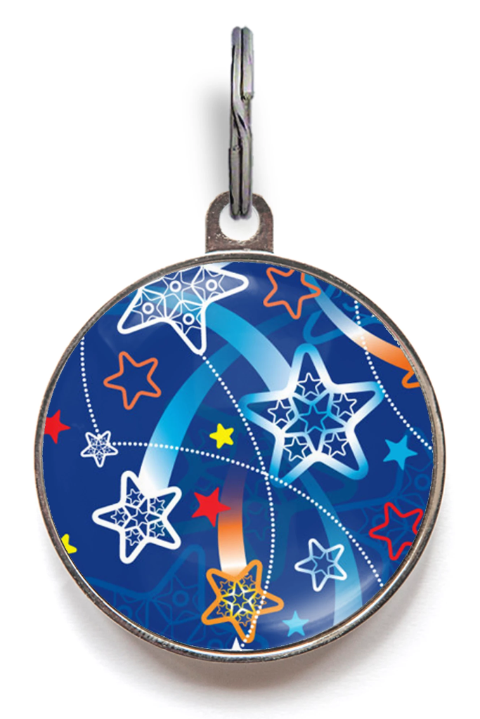 Starry Pet Tag