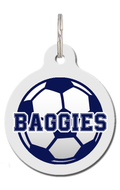 West Brom Baggies Dog ID Tag