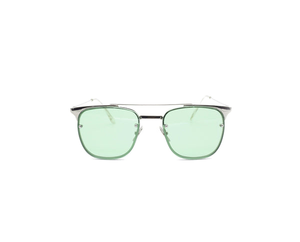 Shevoke Green Sample Sunnies