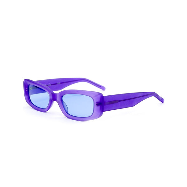 Shevoke Sunnies NORM FROSTED PURPLE