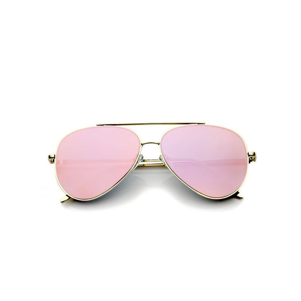 Shevoke Sunnies Rose pink Sample Sunnies