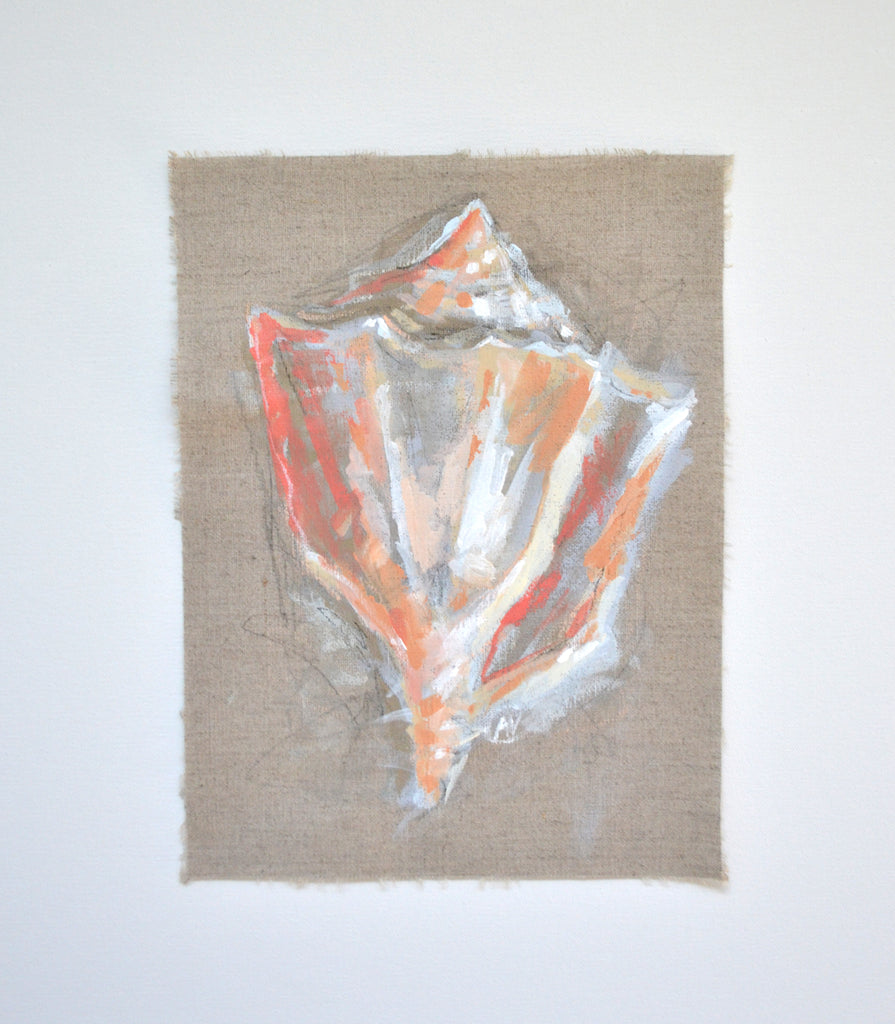 Seashell Study - Dawn