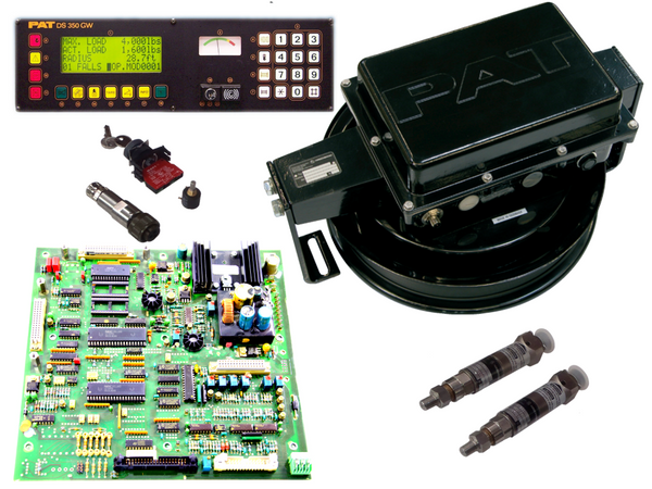 PAT DS350 LMI Components