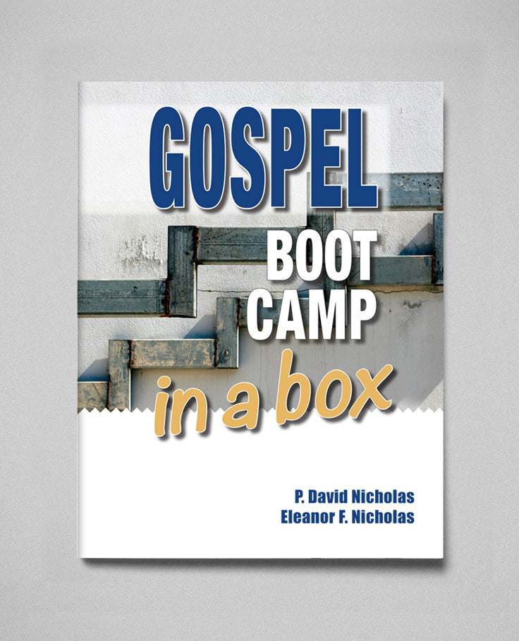 Gospel Boot Camp in a Box