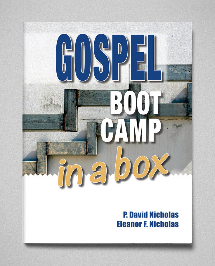 Gospel Boot Camp in a Box (Instructional Powerpoint)