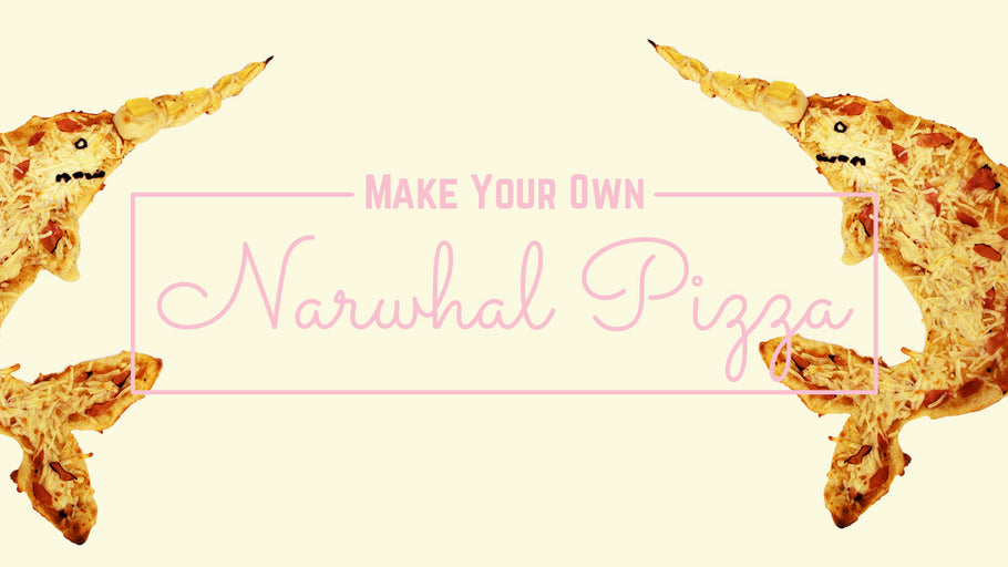 How To Make Your Own Narwhal Pizza!