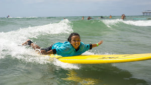 Urban Surf 4 Kids x JOLYN: Supporting Surf Therapy & Mentoring Programs