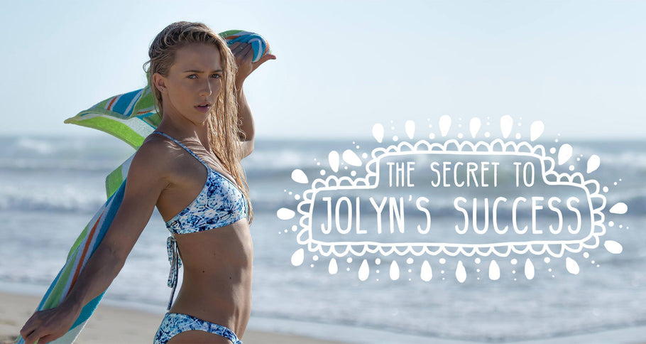 The Secret To JOLYN's Success // SWIMMING WORLD MAGAZINE