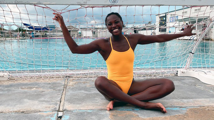 Ashleigh Johnson Interview: Olympic Water Polo Goalie