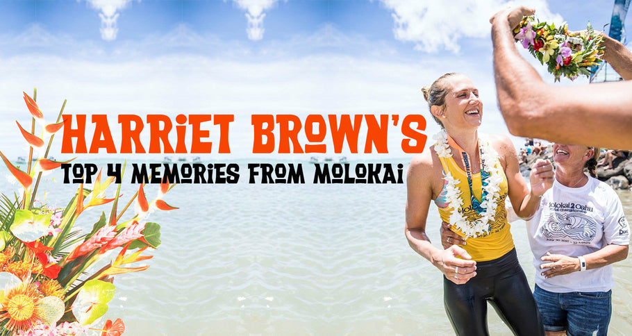 HARRIET BROWN'S TOP FOUR MEMORIES FROM MOLOKAI