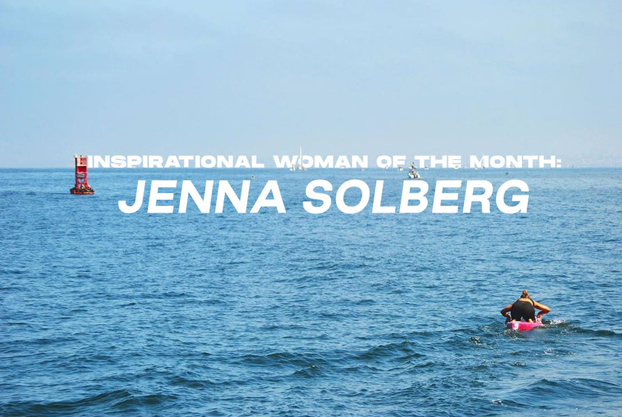 Inspirational Woman of The Month: Jenna Solberg