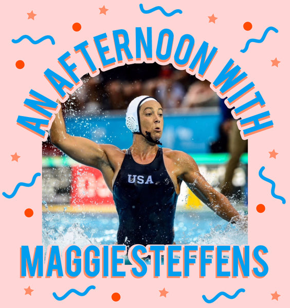 An Afternoon with Maggie Steffens