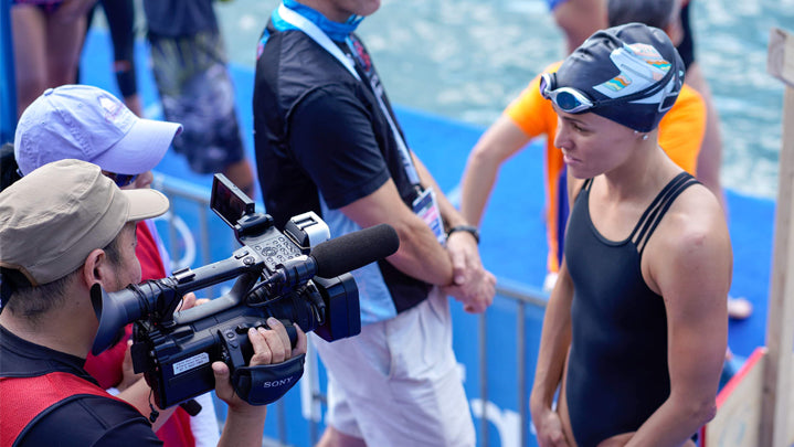 Triathlete Taylor Spivey On Her Olympic Dreams