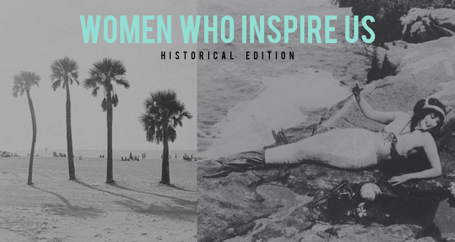 Women Who Inspire - Historical Edition