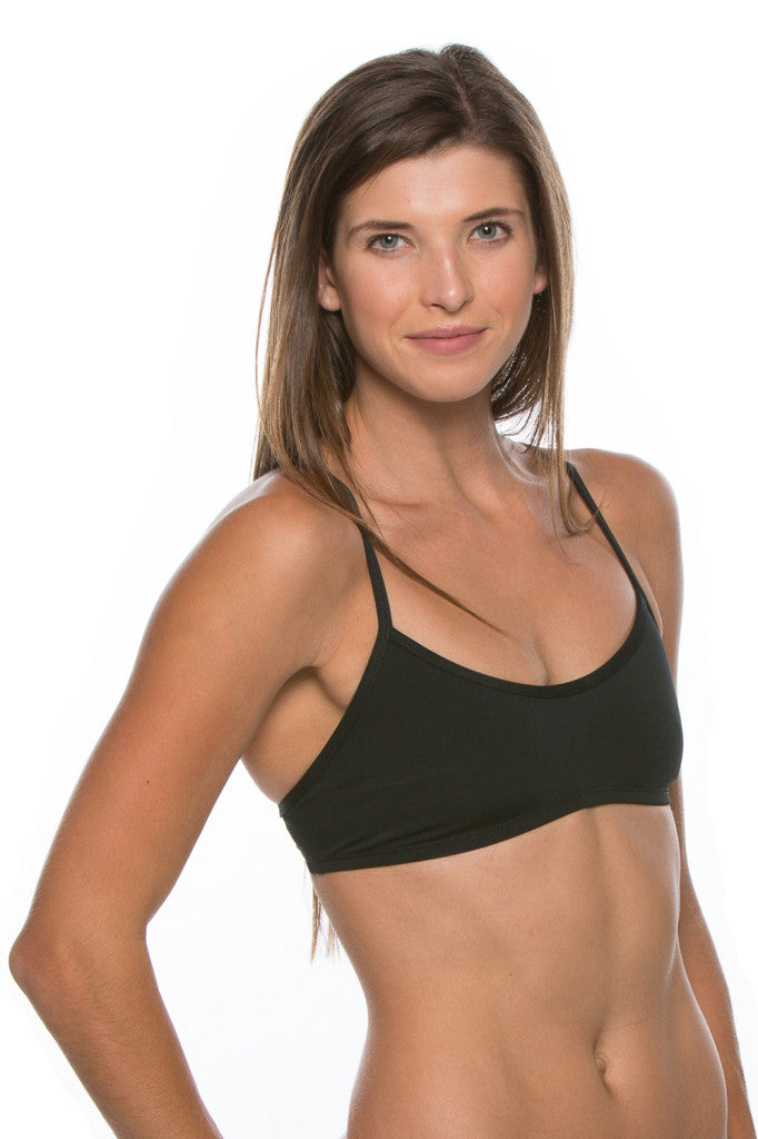 Jolyn Lauren Sieckmann Black Ghost Swimwear