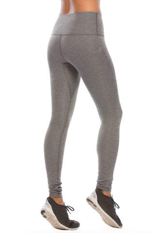 "Elliot ""All Day Erryday"" Legging - Heather Grey"