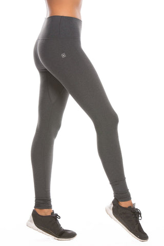 "Elliot ""Cozy"" Legging - Charcoal"