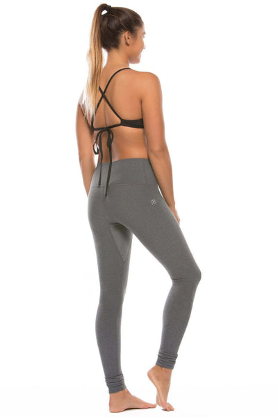 "Elliot ""Cozy"" Legging - Heather Grey"