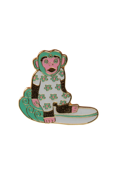 Pin - Surf Monkey