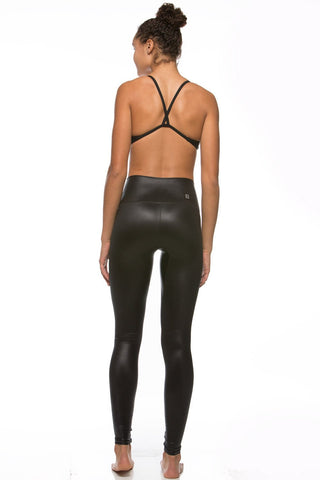 "Arlin ""After Hours"" Legging - Liquid Black"