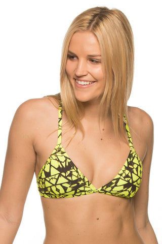 Printed Triangle Top - Elation