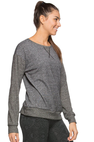Dustin Sweatshirt - Dark Grey