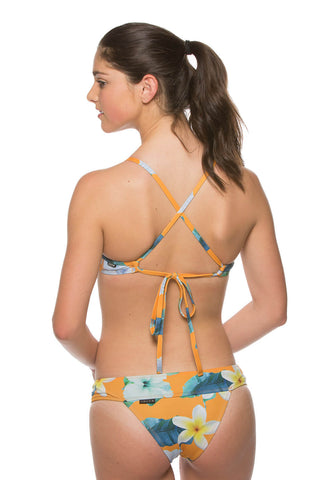 Printed Softy 2 Bottom - Aloha Orange