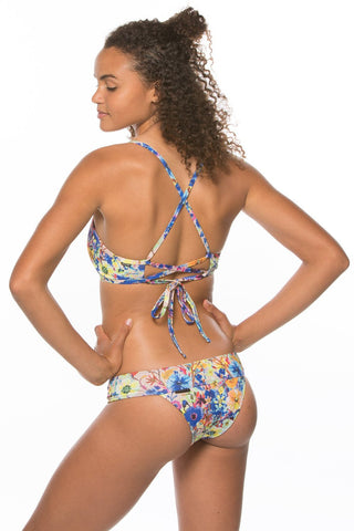 Printed Softy 2 Bottom - Lush