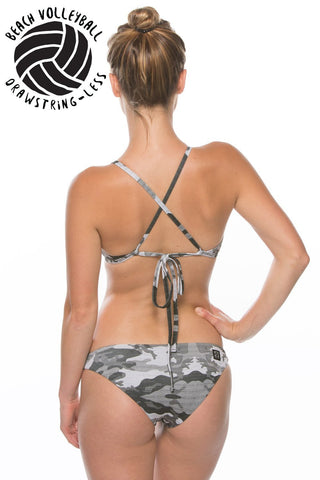 Printed Moonlight Bottom - Camo