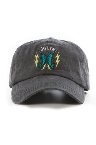 """Mom"" Baseball Cap - Narwhal Bolt"