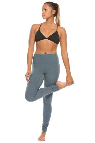 "Elliot ""Cozy"" Legging - Blue Freeze"
