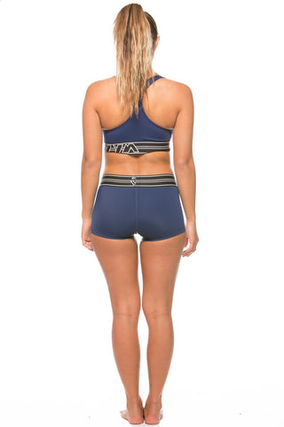 "Nelson ""Training"" Workout Short - Navy"