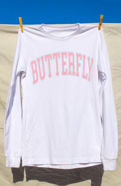 Alyx Long Sleeve Tee - Butterfly