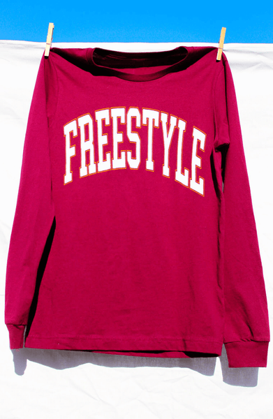 Alyx Long Sleeve Tee - Freestyle