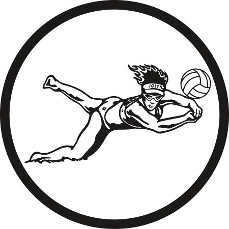 Sport Sticker - Volleyball