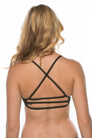 Adrian Fixed-Back Tops