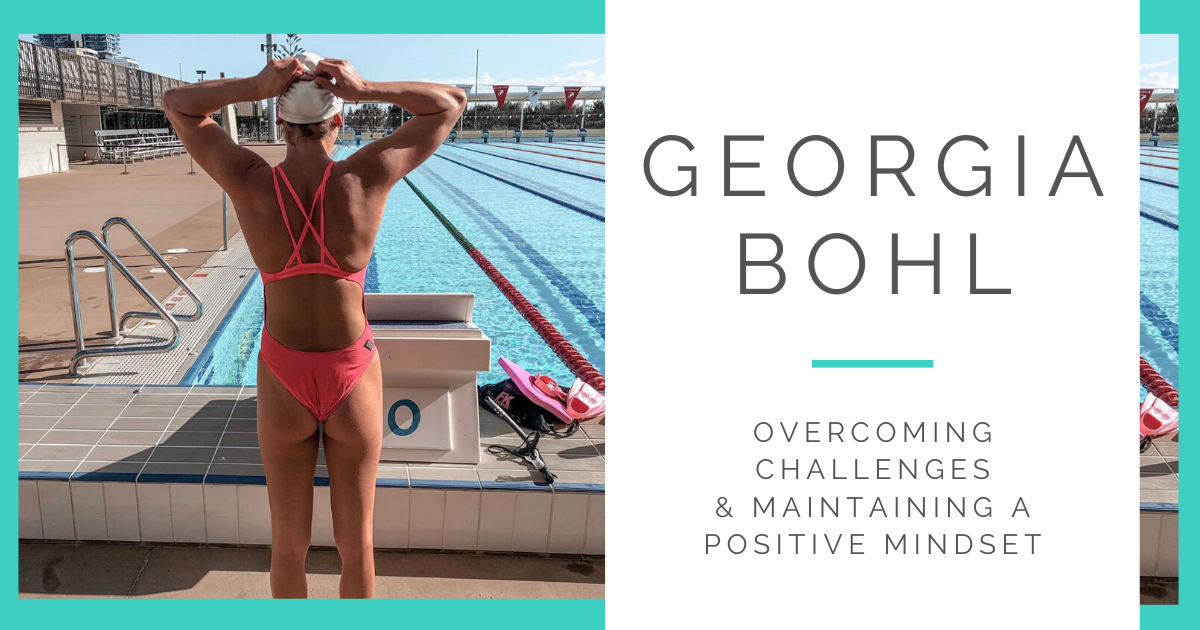 JOLYN Australia Athletic Swimwear blog - Georgia Bohl Olympic Swimmer