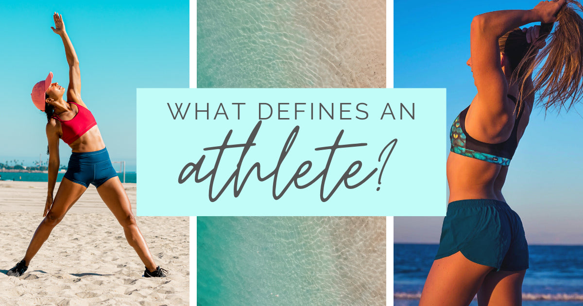 JOLYN Australia Swimwear blog - defining an athlete