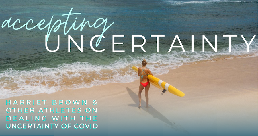JOLYN Australia Swimwear blog - Harriet Brown athletes dealing with uncertainty of COVID