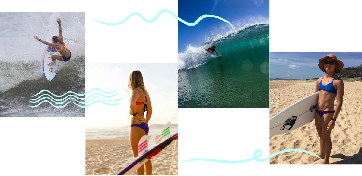 JOLYN Australia Swimwear blog - Keely Andrew for International Surfing Day