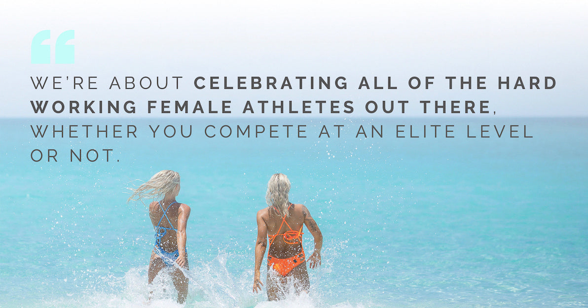 JOLYN Australia Swimwear blog - defining an athlete - inspiring women